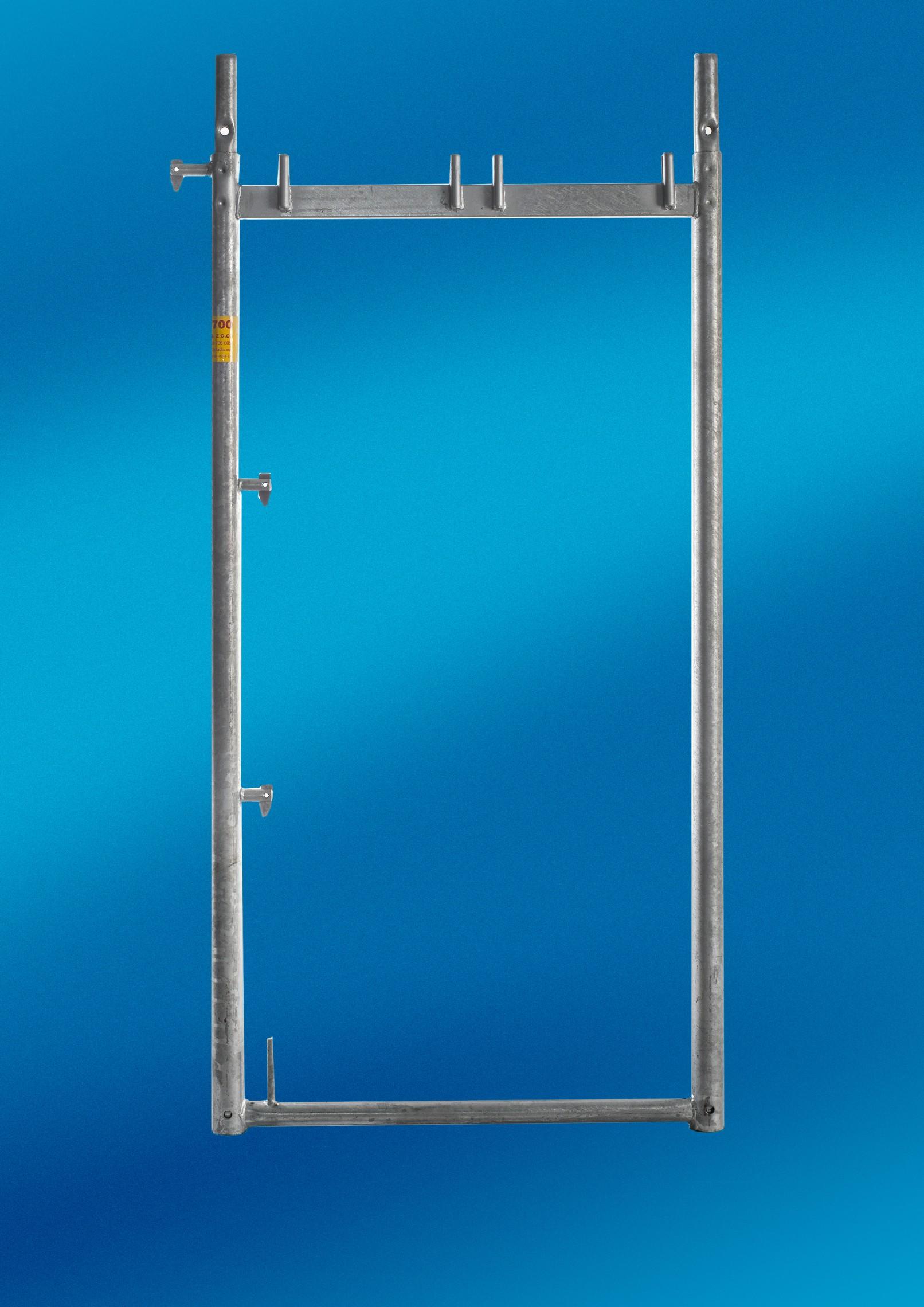 03 -RAMA STALOWA 1,5m SYSTEM700 - 1,50mx0,74m